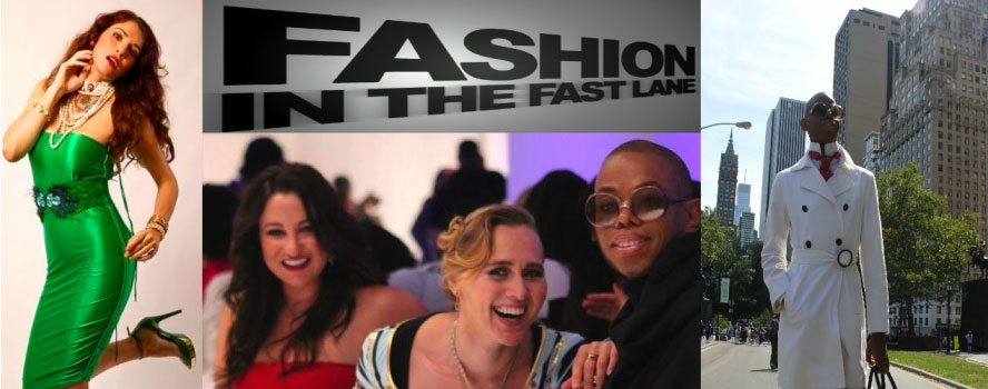 Fashion In The Fast Lane